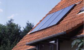 Soutien au solaire thermique