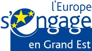 Logo l'Europe s'engage en Grand Est