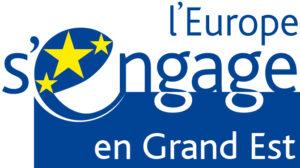 Logo l'Europe s'engage en Grand Est