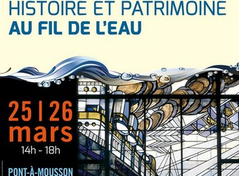 Journées d'Histoire Régionale : l'eau dans l'histoire et le patrimoine de notre région