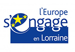 Logo l'Europe s'engage en Lorraine
