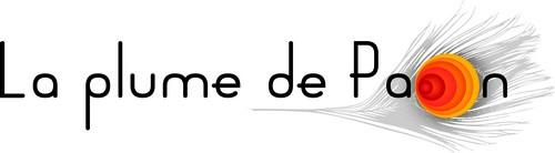 Logo la Plume de Paon, association oeuvrant pour le développemennt du livre audio