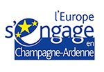 Logo l'Europe s'engage en Champagne-Ardenne