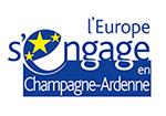Logo l'Europe s'engage en Champagne-Ardenne