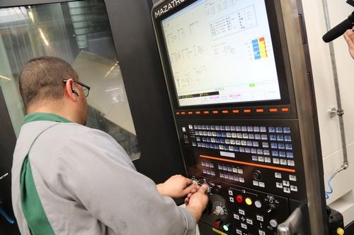 Technicien chez Norelem (Aube) - Usine du futur