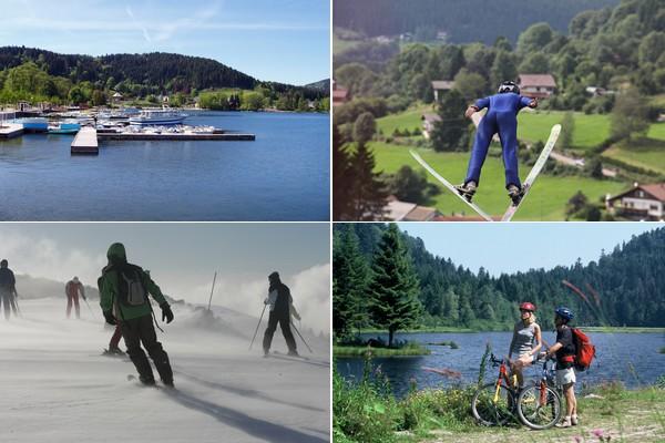 Développement touristique dans le Massif des Vosges