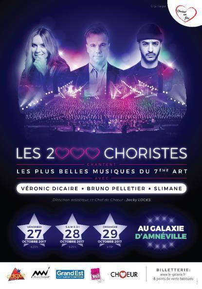 2000 choristes