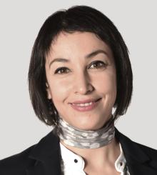 Lilla MERABET - Vice-Présidente