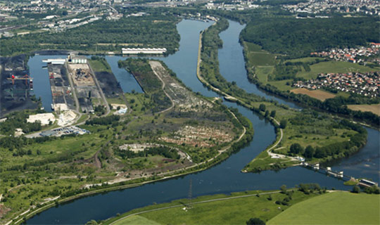 Appel à Manifestation d'Intérêt pour les ports de la Moselle