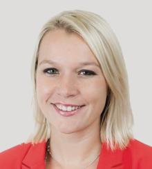 Elsa SCHALCK - Vice-Présidente
