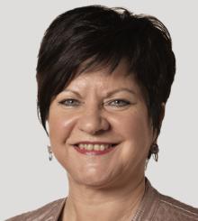 Nicole MULLER-BECKER - Vice-Présidente