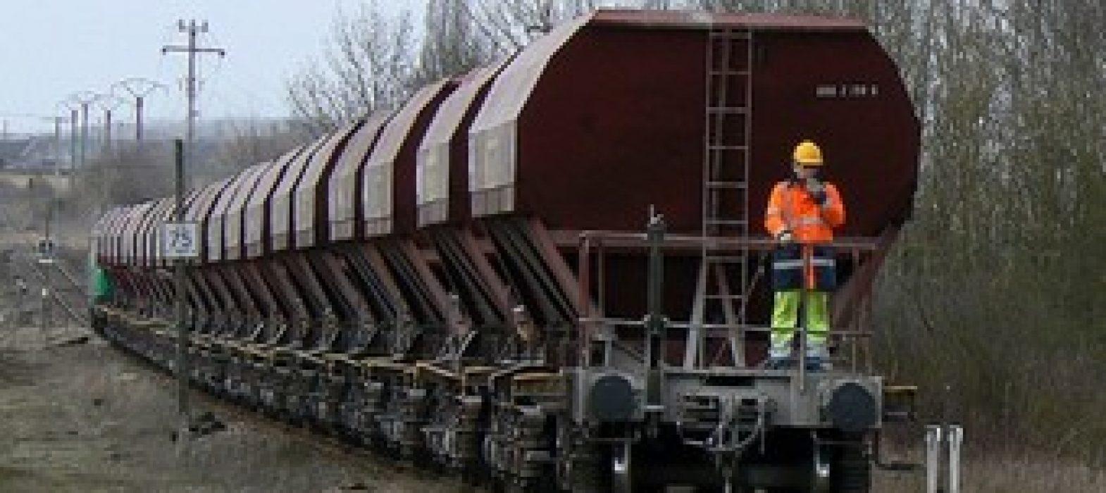 ligne fret capillaire Oiry - Esternay / SNCF réseau