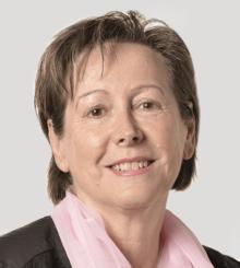 Evelyne ISINGER -