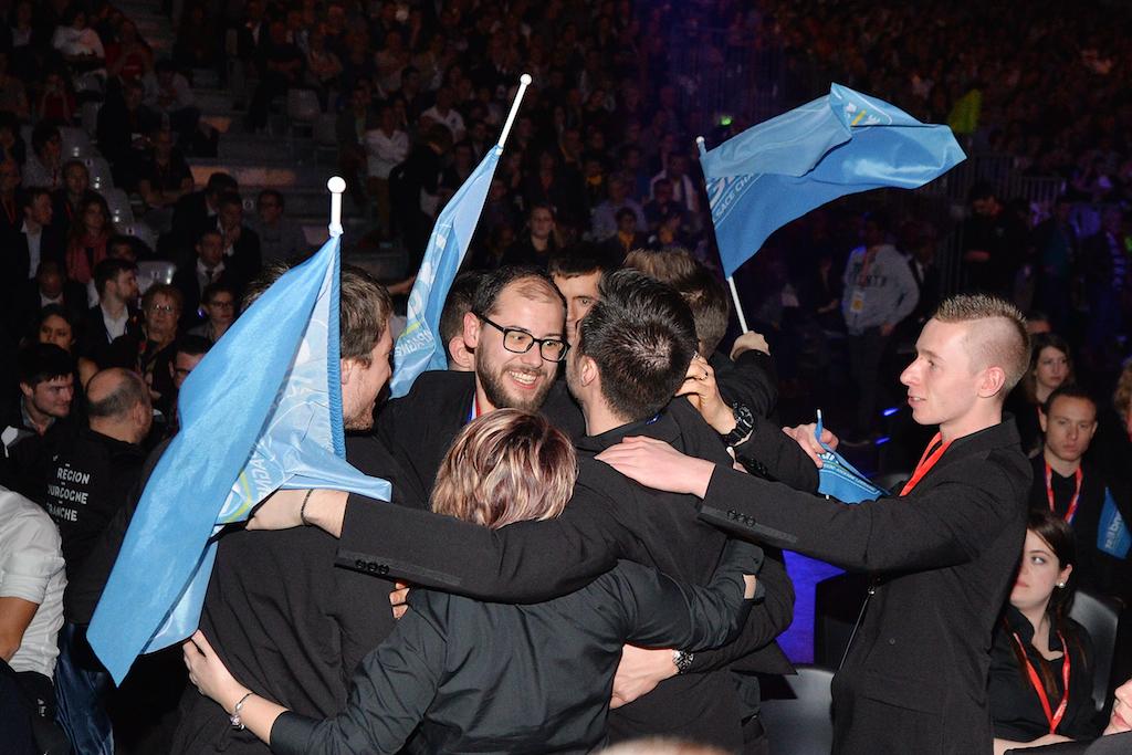 Olympiades des Métiers Bordeaux Mars 2017 - C Stadler