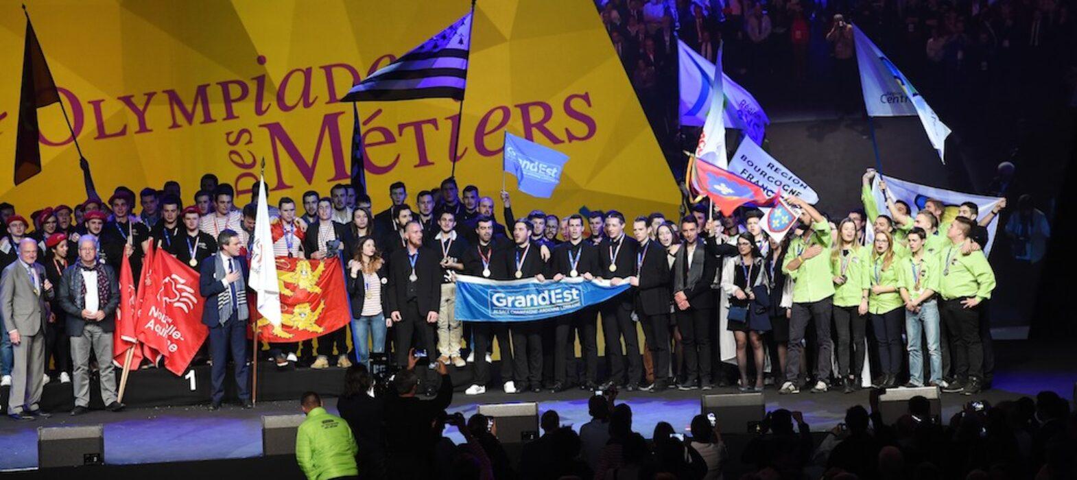 Olympiades des Métiers 2017 Prix Bordeaux 2017-03-11 c Stadler Grand Est