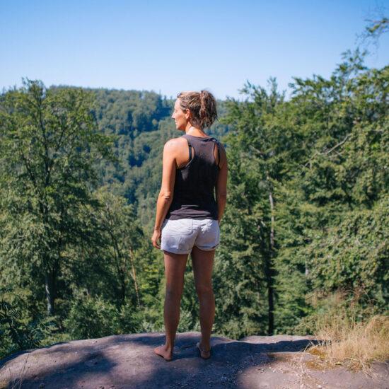 Au cœur de la forêt, au cœur des sens © Vincent Muller / Région Grand Est