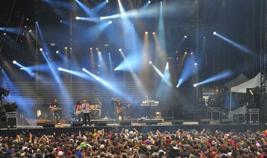 Appel à projets actions interprofessionnelles entre les festivals – Musiques actuelles