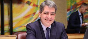 Jean Rottner, Président de la Région Grand Est