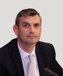 Franck PERRY, conseiller régional
