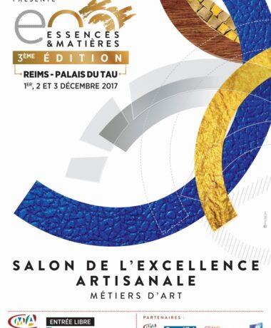 Salon de l'Excellence Artisanale «Essences & Matières»