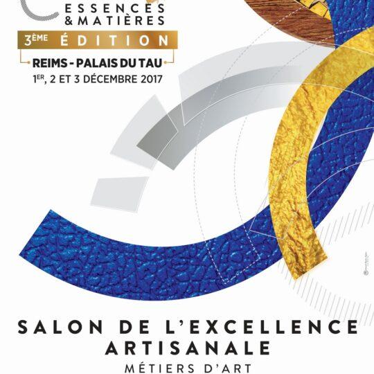 Salon Régional de l'Excellence Artisanale «Essences & Matières»