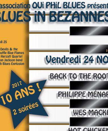 Blues in Bezannes