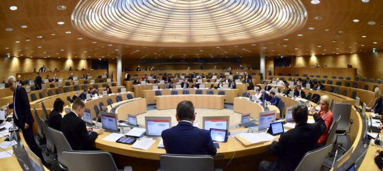 Commission Permanente du Conseil Régional Vendredi 23 mars 2018