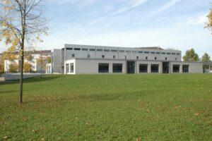 Lycée : espaces verts