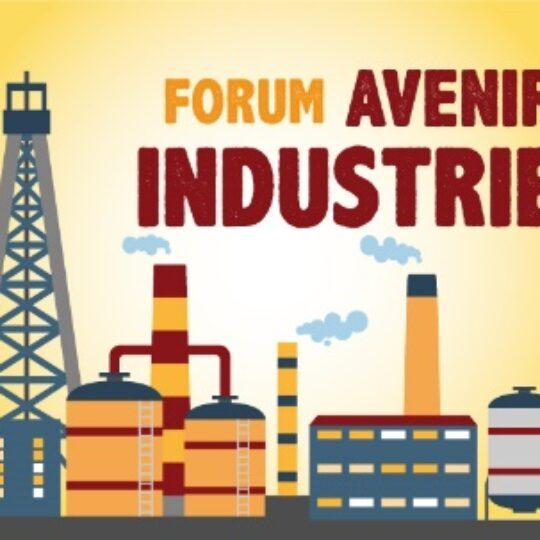 Forum Avenir Industrie à Reims