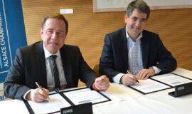 La Région Grand Est et la CCI de région Grand Est signent une convention cadre de partenariat