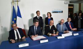 Signature du Contrat Triennal « Strasbourg, capitale européenne » 2018 -2020