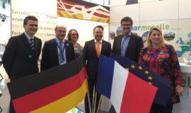 La Région Grand Est accompagne 12 entreprises innovantes à la Foire de Hanovre !