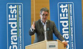 Jean Rottner installe une « task force » pour une région à énergie positive et bas carbone à horizon 2050