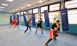 Sport de haut niveau : modernisation des CREPS de Reims et Nancy