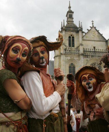 Les festivals de l'été en Grand Est