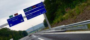 Autouroute A 304 Ardennes