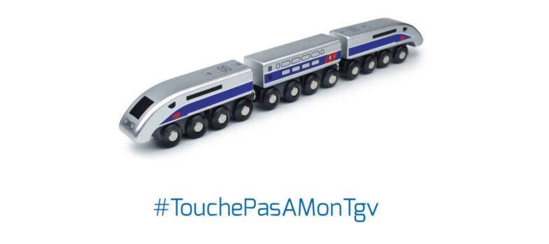 Le TGV n'est pas le jouet de la SNCF !