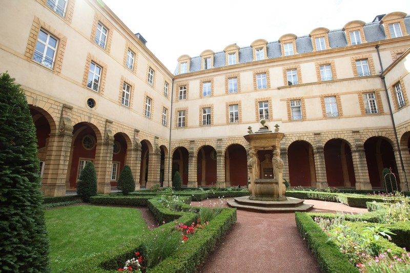 Metz, Maison de la région © Région Grand Est