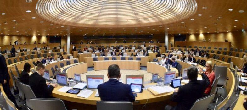 Commission Permanente du Conseil Régional – Vendredi  21 septembre 2018