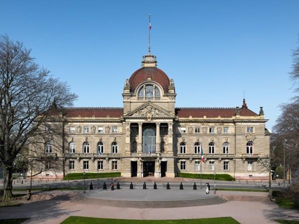 Strasbourg, Palais du Rhin, Région Grand Est - Inventaire général - Photographie Frédéric Haster