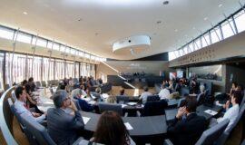 Jean Rottner intervient devant le Conseil Départemental de l'Aube