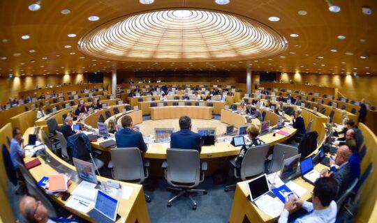 Commission permanente du Conseil régional