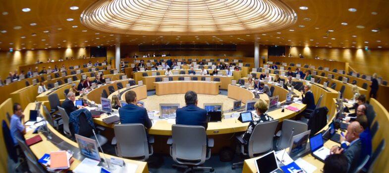 Suivez la commission permanente du Conseil Régional en direct le 26 avril 2019