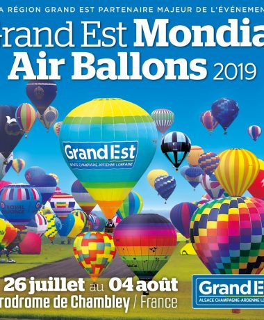 Grand Est Mondial Air Ballons®