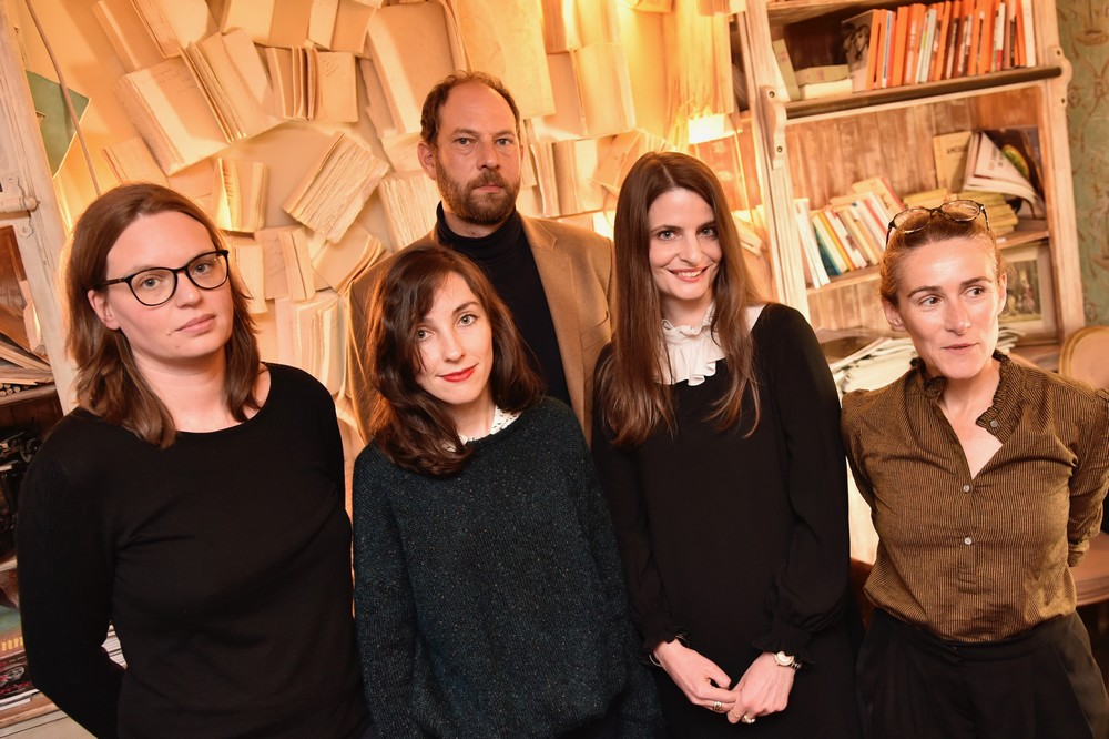 Jury du Prix du Livre Grand Est