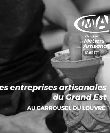 Salon International du Patrimoine Culturel : les entreprises artisanales du Grand est au carrousel du Louvre
