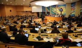 Communiqués de presse de la Séance plénière du 14 décembre 2018 à Metz (57)