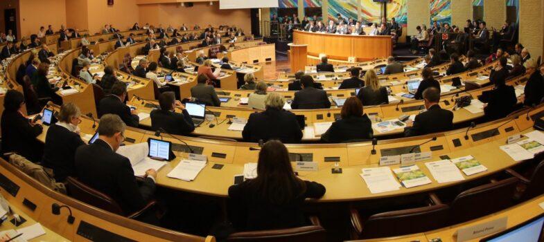 Suivez la Séance plénière du Conseil Régional en direct les 21 et 22 janvier 2019