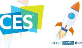 CES Las Vegas 2019 – La Région Grand Est accompagne 15 startups innovantes
