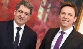 Jean Rottner et Tobias Hans s'engagent pour renforcer la coopération  transfrontalière